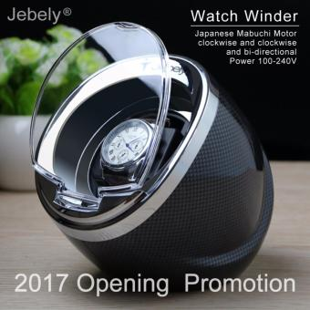 Jebely Black Single Watch Winder for automatic watches automatic winder Multi-function 5 Modes Watch Winder 1 - intl Price Philippines