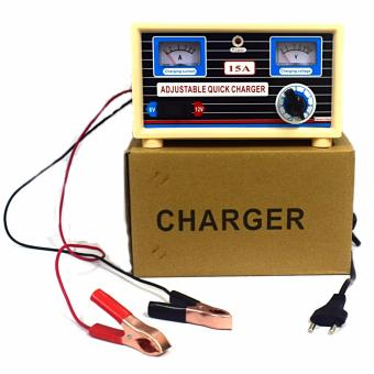QUICK BATTERY CHARGER FOR CAR BATTERIES 15A Price Philippines