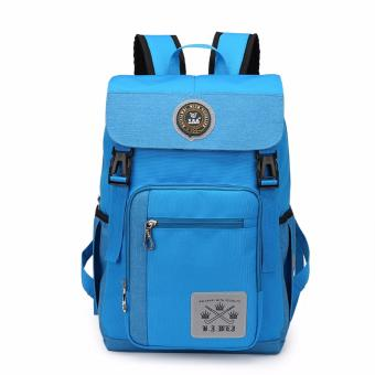 2016 School Bag for Teenager Girl/Boy Children Shoulder Brand Orthopedic Schoolbag Big Cheap Back Pack Kid Backpack - intl Price Philippines
