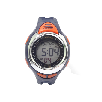Digital Waterproof Watch (XJ761-O) Price Philippines