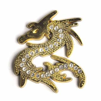 DRAGON Alloy Emblem Gold Price Philippines