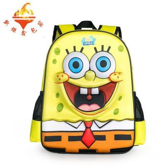 New Kids SpongeBob Squarepants Cartoon Children Backpack kids schoolbag student bookbag girls boys shoulder bag - intl Price Philippines
