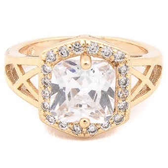Harga Glamorosa Diamond Forever Ring (Gold)