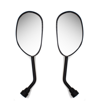 Motor Craze Hachi Universal Side Mirror (Black) Price Philippines