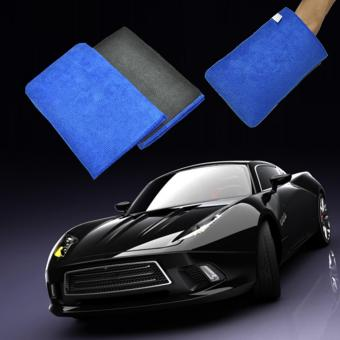 Moonar Auto Care Car Wash Magic Mitt Clay On Car Wash Gloves Bar Clay Towel - intl Price Philippines