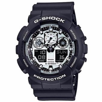 Casio G-Shock Watch GA-100BW-1A Price Philippines