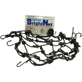 Harga Oxford OF124 Bright net (Black)