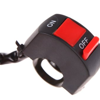 Harga Universal Motorcycle Kill Switch Stop Engine Switch