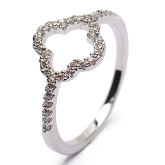 Athena & Co. Clover Ring (Silver) Price Philippines