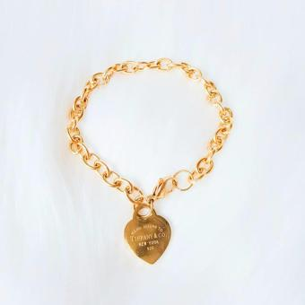 Harga Valentino Collection Bracelet Tiffany heart