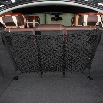 Car Backseat Hammock Style Cargo Net Fit For Chevrolet Orlando Aveo Cruze - Intl