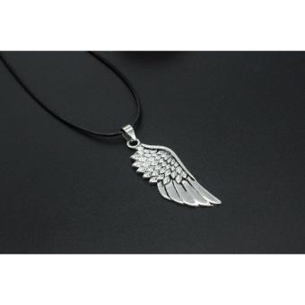 VeryGood Angel wings necklace#877 Price Philippines