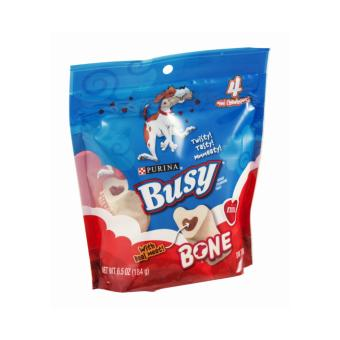 Harga Purina Busy Bone Mini Dog Treat/Chew 4 Pack