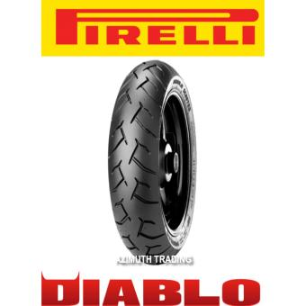 Harga Pirelli 90/90-14 Diablo Scooter 46S Tubeless REAR Tire (Oversized, Ideal for Honda Scooters)