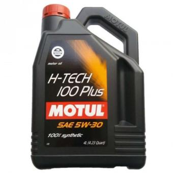 Harga Motul H-Tech 100 Plus 5w30(4L)