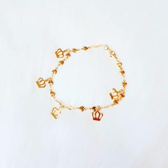 Harga Valentino Collection Bracelet crown