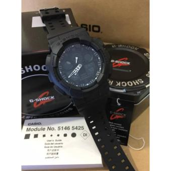 CASIO GSHOCK JAPAN GA100-1A BLACK Price Philippines