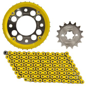Harga Osaki Vega Force 1434x420x110 Chain Set (Yellow)
