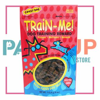 Harga Paws Up Train me treat Bacon flavor