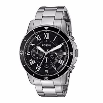 Fossil Grant Sport Men's Stainless Steel Chronograph Watch FS5236 Price Philippines