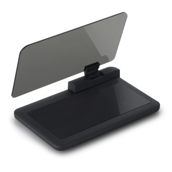 H6 Universal Car GPS Navigator Smartphone HUD Head Up Display Holder - intl Price Philippines