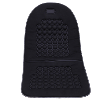 Car Single Seat Cover Warm Mat (Black) - intl Price Philippines