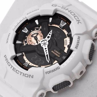 Casio G-Shock GA-110RG-7A (White) Price Philippines
