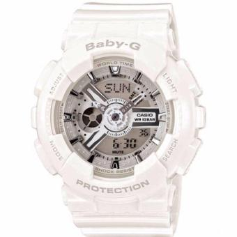 Casio Baby-G BA-110-7A3 (WHITE) Price Philippines