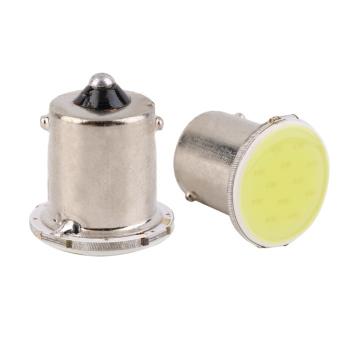 2pcs 1156-COB LED Light Brake Tail Turn Signal Light Parking Bulb DC 12V