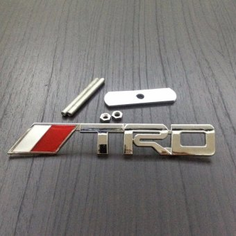 Toyota TRD Chrome Grill Emblem Price Philippines
