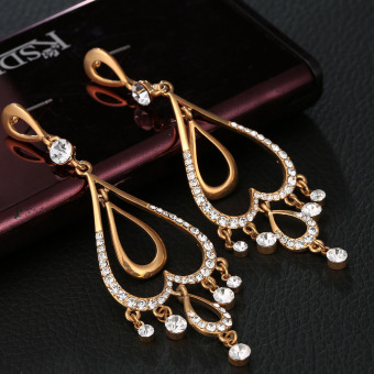Harga earrings jewelry - Intl