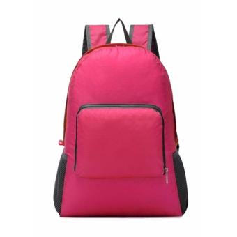 Harga Seen On TV Foldable Travel Backpack