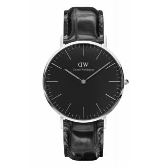 Daniel Wellington Classic Black Reading 40mm Silver Watch Price Philippines