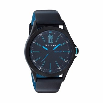 Harga Titan Octane Collection Watch For Men Ttn9323Nl01