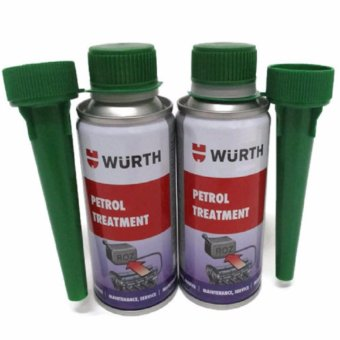 Harga WURTH PETROL TREATMENT PACK OF 2
