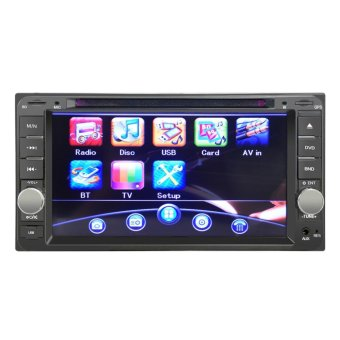 Car DVD Player For Toyota Landcruiser Prado Hilux Stereo USB MP3 Radio - intl Price Philippines