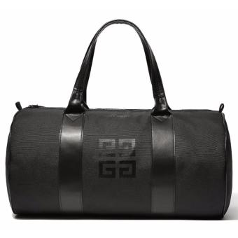 Harga Givenchy Parfums Canvas Getaway Weekender Gym Bag 390 grams