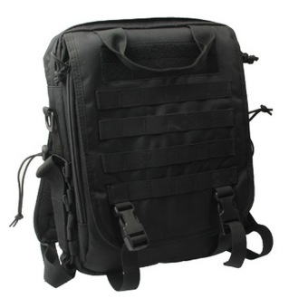 Bang Tactical Cool Bag With Shoulder Strap For 14 Inch Laptop Notebook(Black) - intl Price Philippines