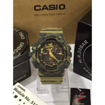 CASIO GSHOCK JAPAN GA100CM-5A Price Philippines