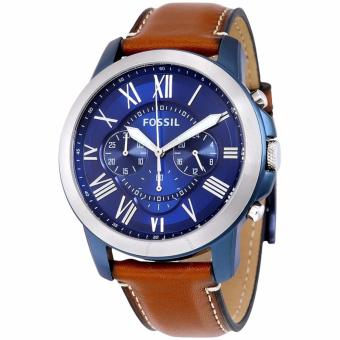 Fossil Grant Men's Chronograph Brown Leather Watch FS5151 Price Philippines