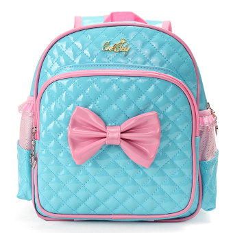 New Kids Children Girl Kindergarten Schoolbag Book Bag Toddle Backpack Rucksack Blue Price Philippines