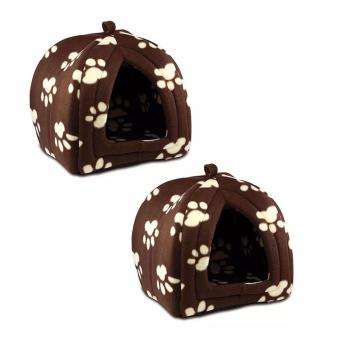 Harga Pet Hut Set Of 2