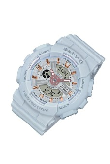 Casio Baby-G BA-110GA-8A White Price Philippines