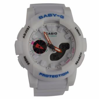 Casio Baby Womens Watch (White) Price Philippines