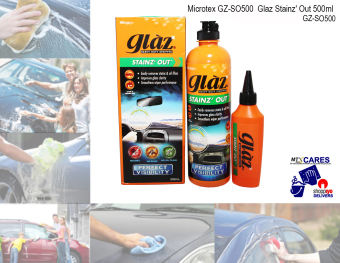 Harga Microtex GZ-SO500 Glaz Stainz' Out 500ml