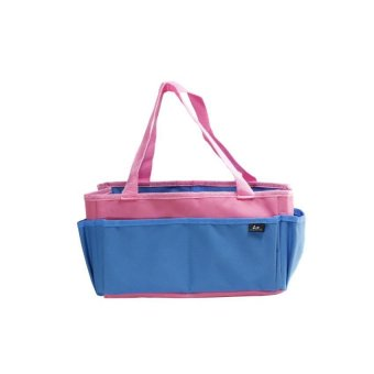 Le Organize Chloe Baby Organizer (Lt. Pink/Baby Blue) Price Philippines