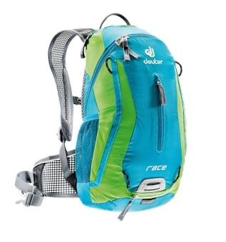 Harga Deuter Race Backpack (Petrol Kiwi)