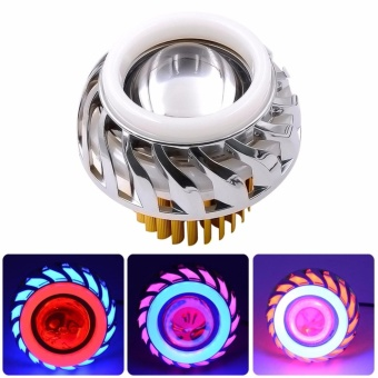 Harga LED Motorcycle Projector Lens V07