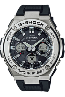 Casio G-Shock GST-S110-1A Black Price Philippines