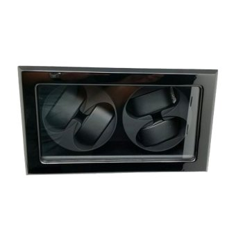 Premium Watch Winder Compact Winder 2-Motor for 4 Watches (Black) Price Philippines